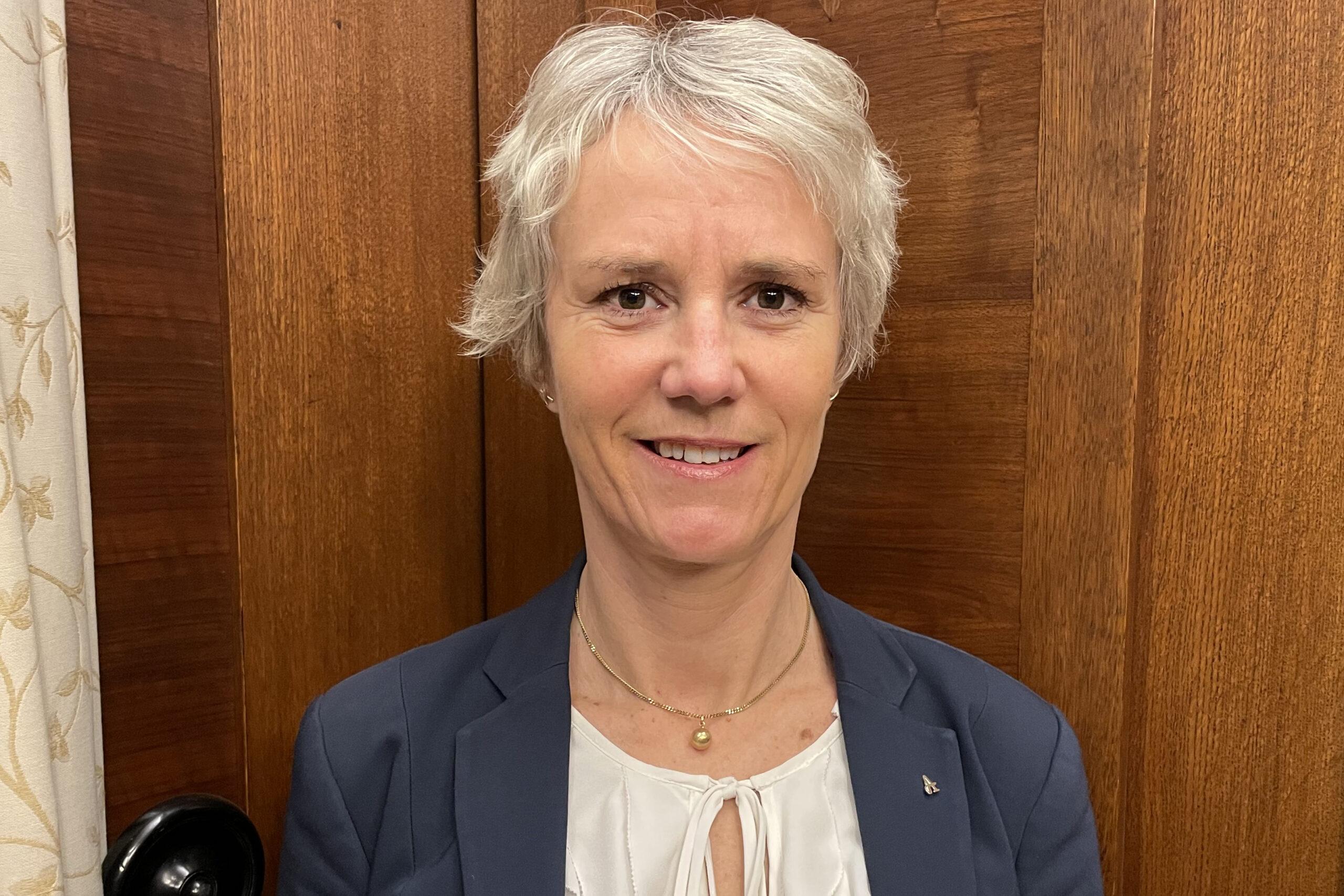 Karin Meyer, ny VD för CTR